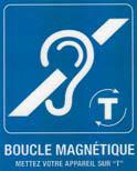 Installation de boucles magnétiques