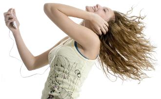 Auditions extrêmes d'auditions chez les adolescentes
