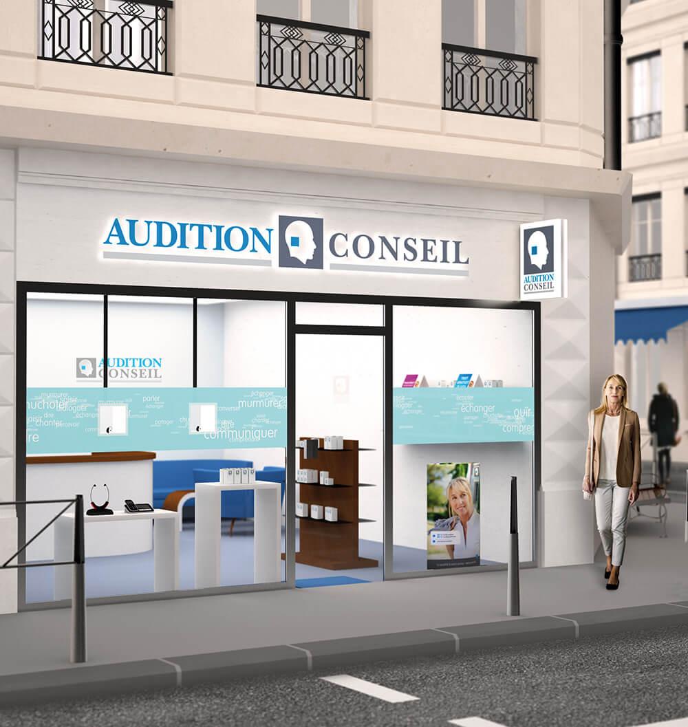 Centre auditif Audition Conseil