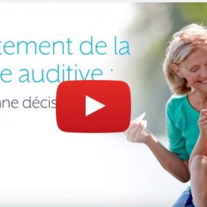 Vidéo le traitement de la perte auditive