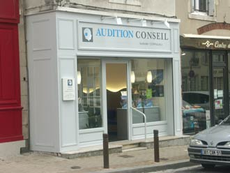 Audition Conseil Châteauneuf-sur-Loire