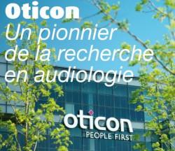 Oticon à chaque personne son appareil auditif