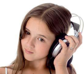 Les risques pour l'audition du baladeur MP3