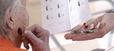 Nouvelle technologie pour les audipoprothèses