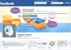 FAQ sur l'audition Facebook Audition Conseil