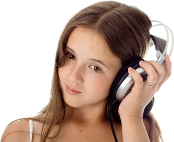 Audition des adolescents et enfants