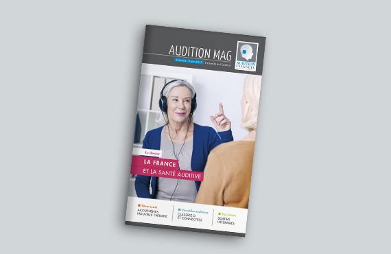 Consultez le magazine Audition Mag pour tout savoir sur l'audition et les aides auditives avec Audition Conseil