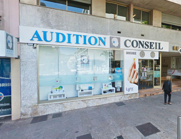 Audition Conseil Cannes - Carnot