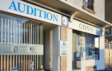 Audioprothésiste à Rue du Puits Gourdon