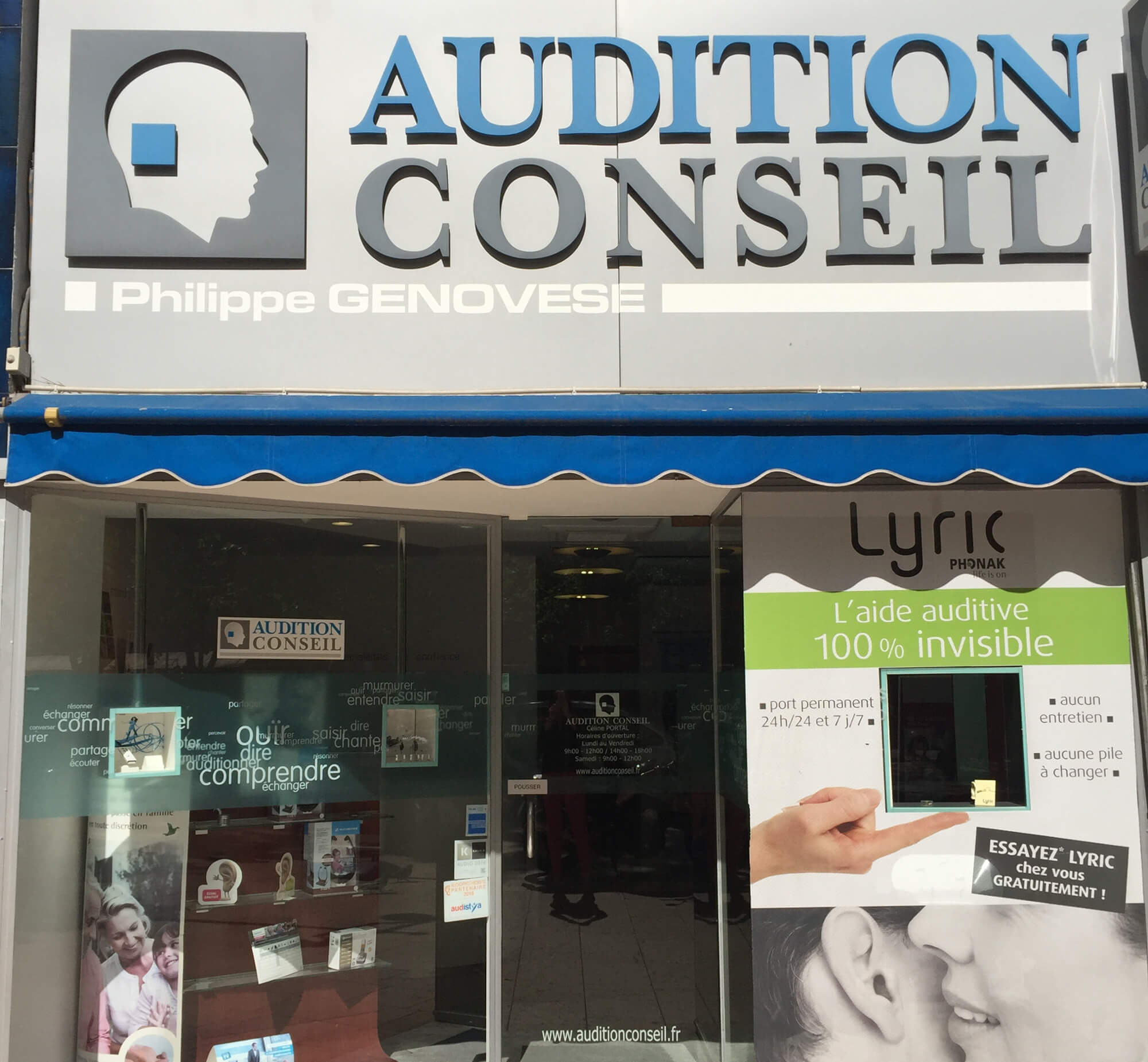 Audition Conseil Antibes