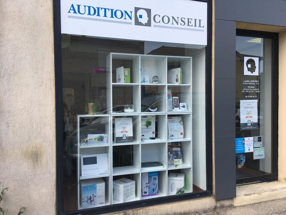 Audition Conseil Craponne