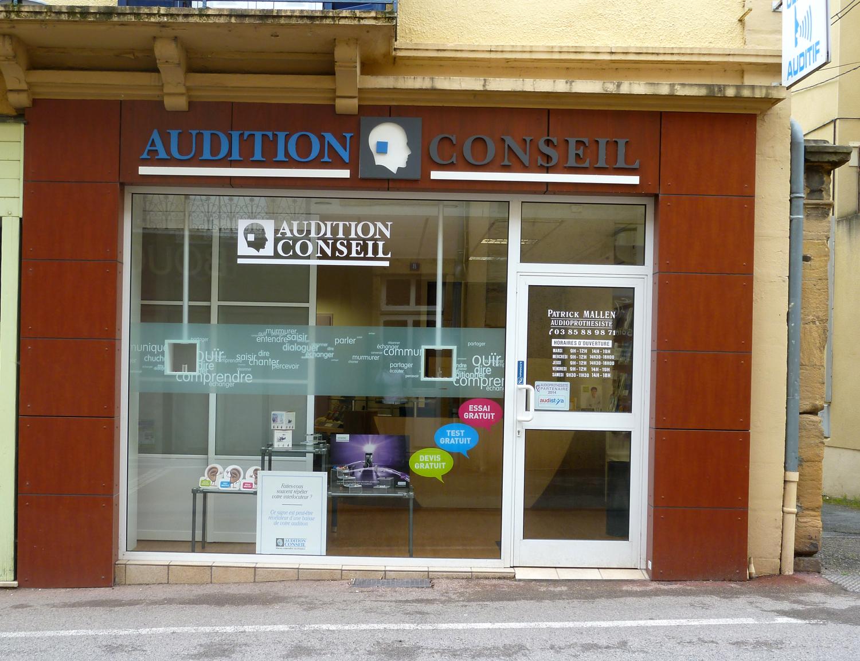 Audition Conseil Digoin