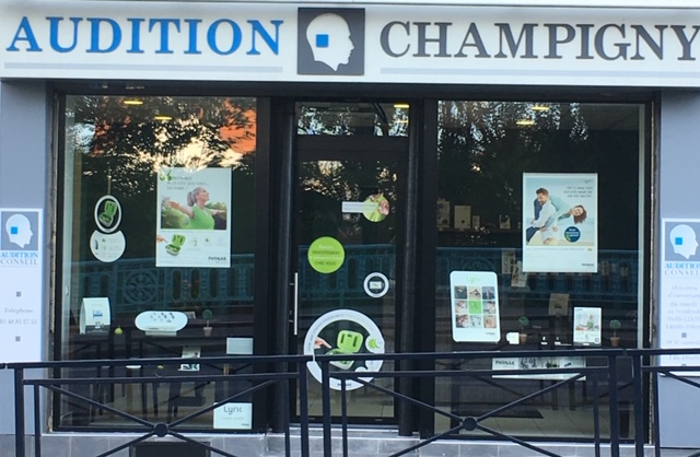 Audition Conseil Champigny