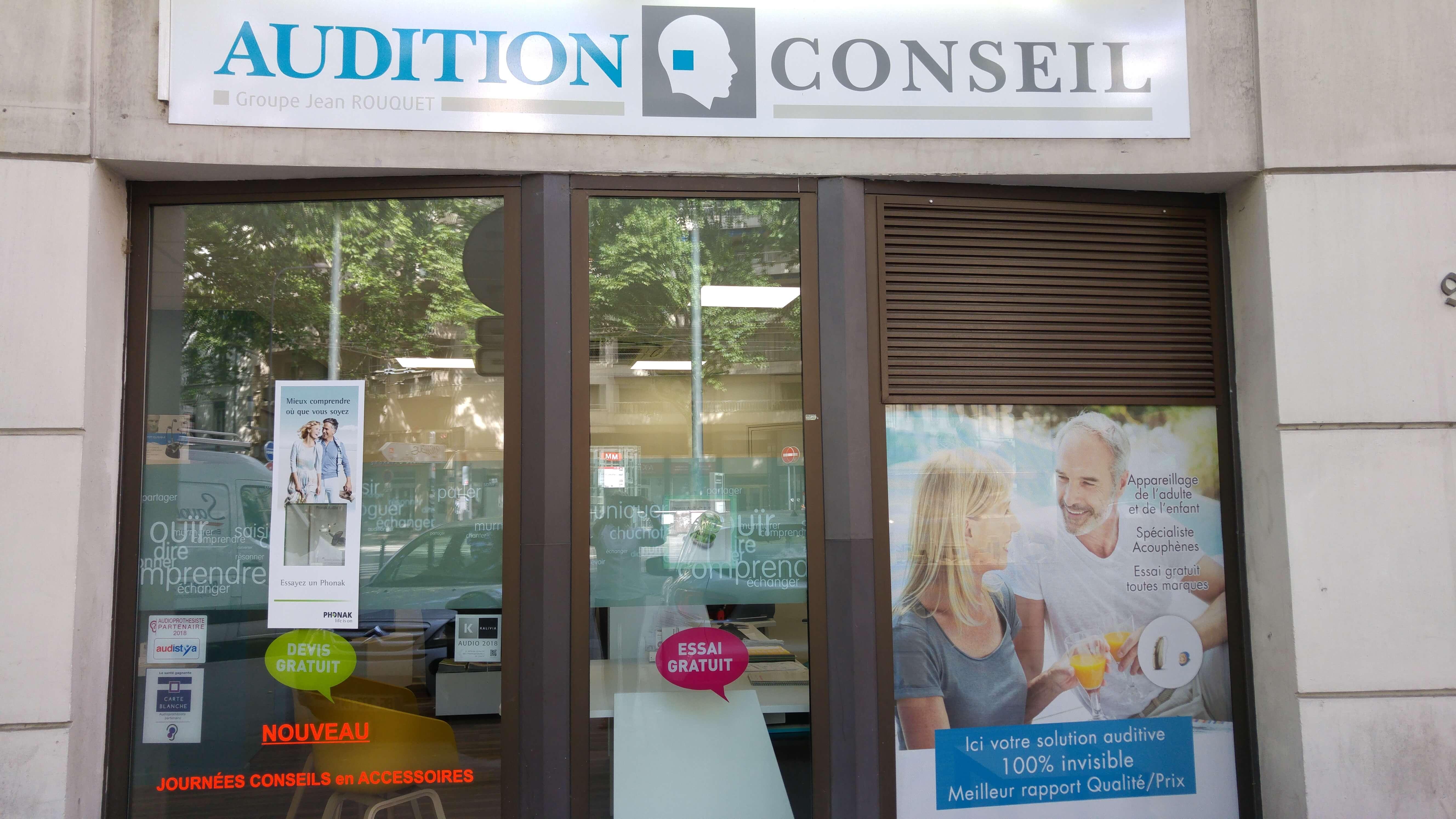 Audition Conseil Lyon 7 Saxe-Gambetta