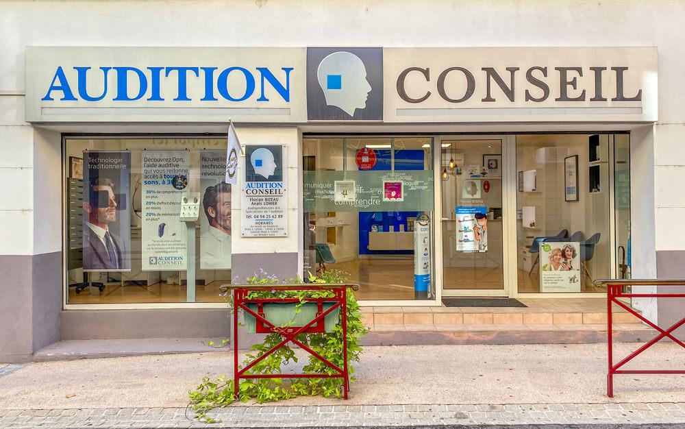 Audioprothésiste à Saint-Cyr-sur-Mer