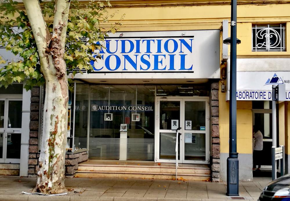 Audition Conseil Gap