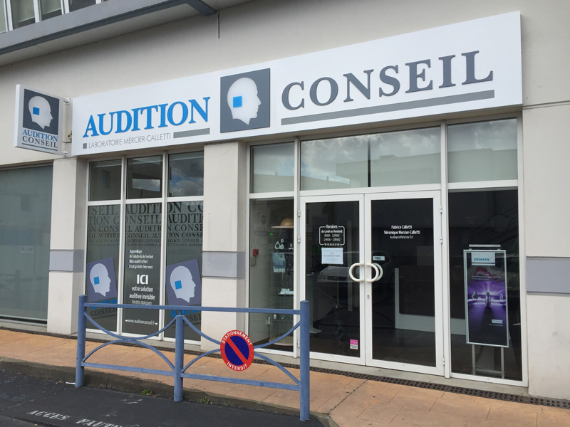 Audition Conseil Anglet