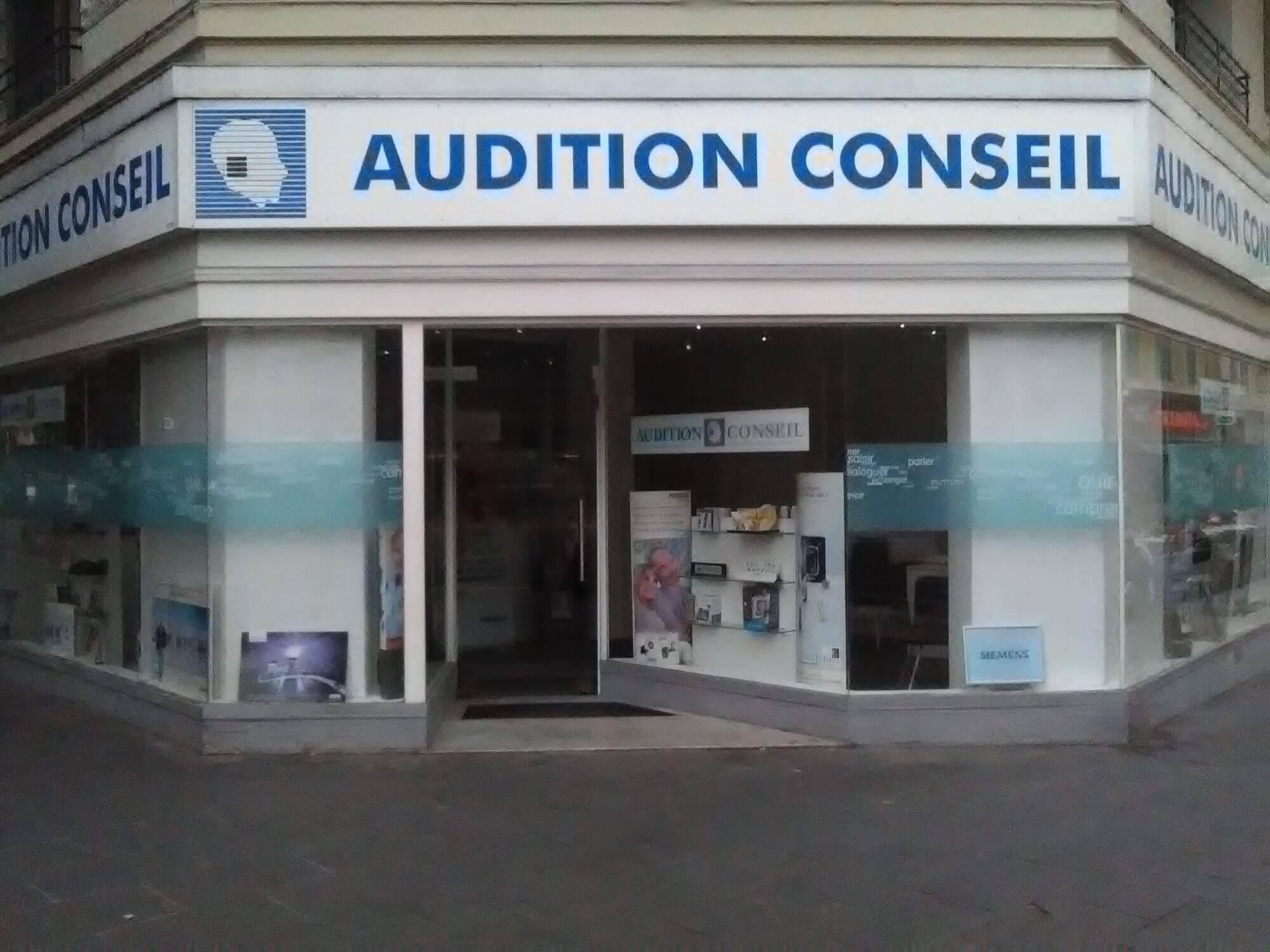 Audition Conseil Nice - Gambetta