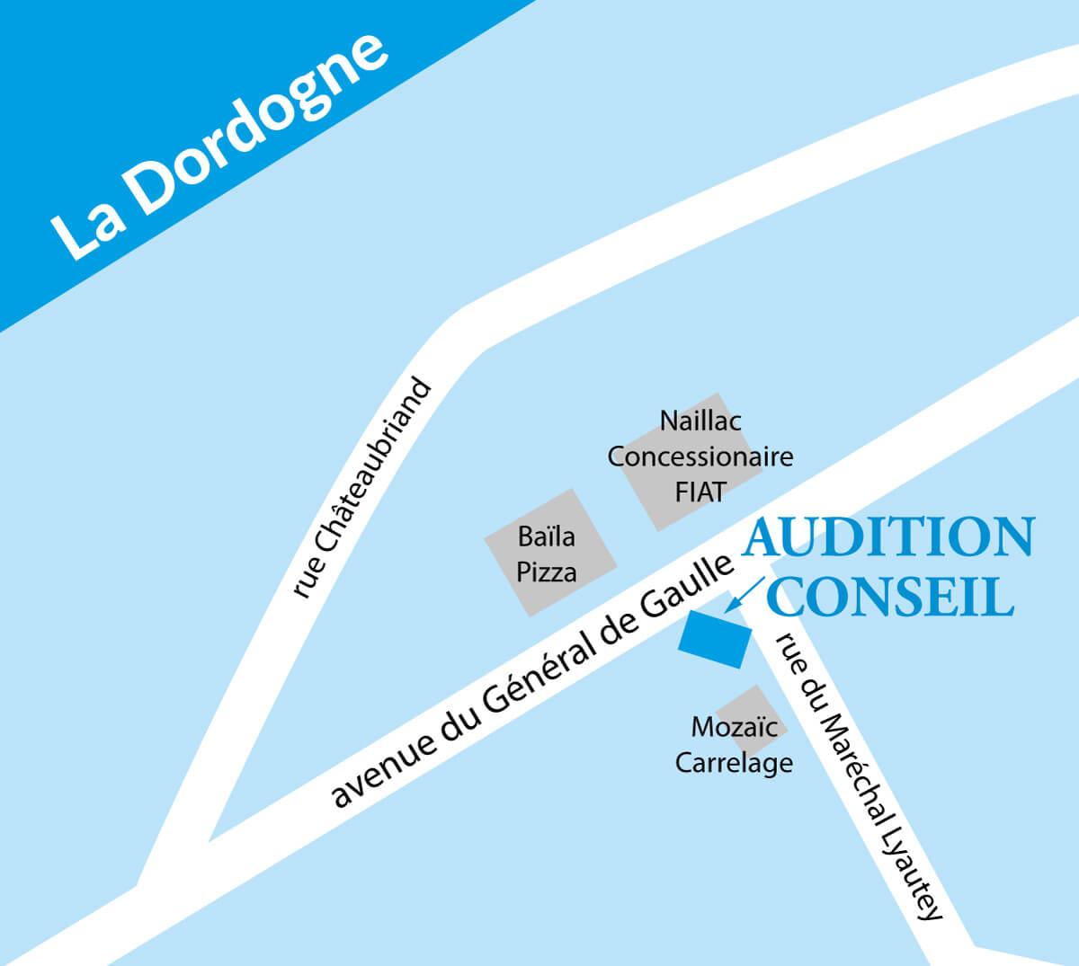 5e5aa2762c8dcb Centre Audition Conseil, Audioprothésiste Bergerac