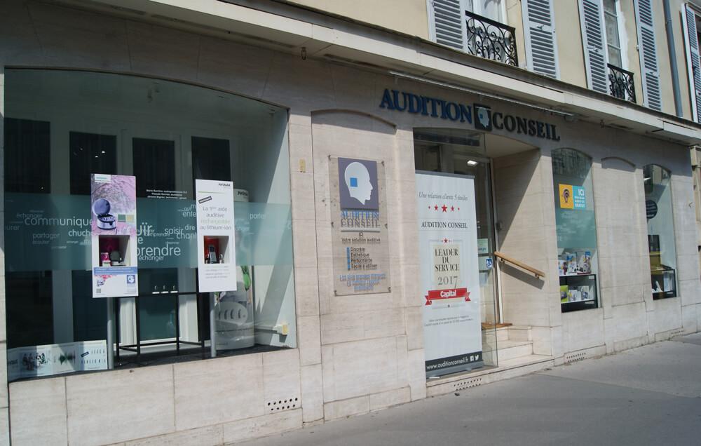 Audition Conseil Versailles - Paroisse