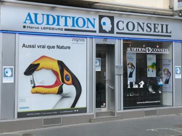 Audition Conseil Reims
