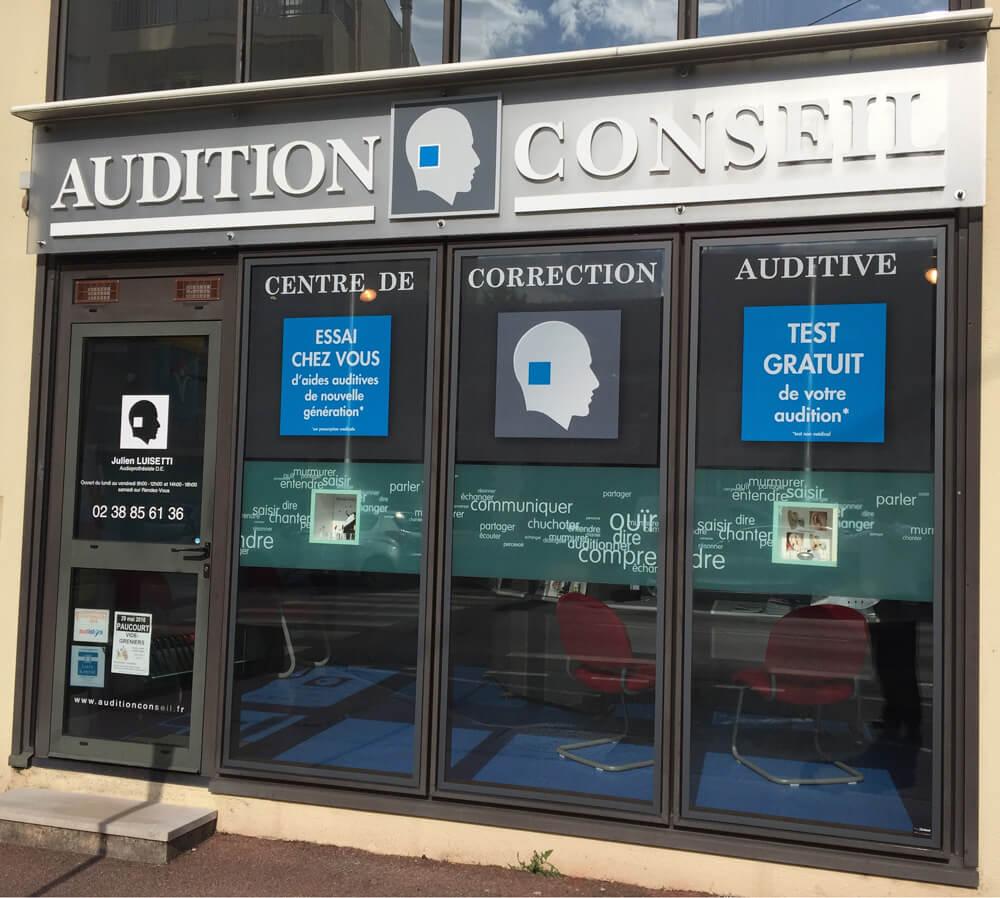 Audition Conseil Montargis