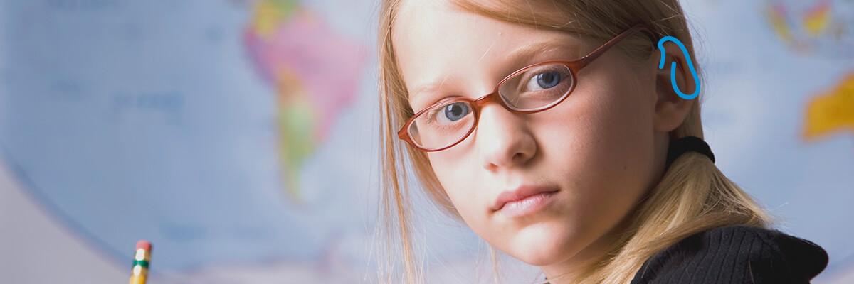 Comprendre et savoir accompagner un enfant atteint de surdité