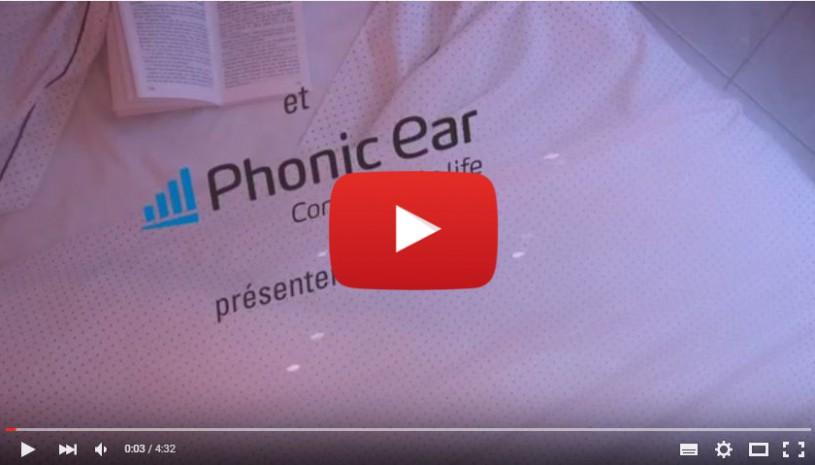 Vidéo sur les technologies auditives ConnectLine et Phonic Ear Oticon