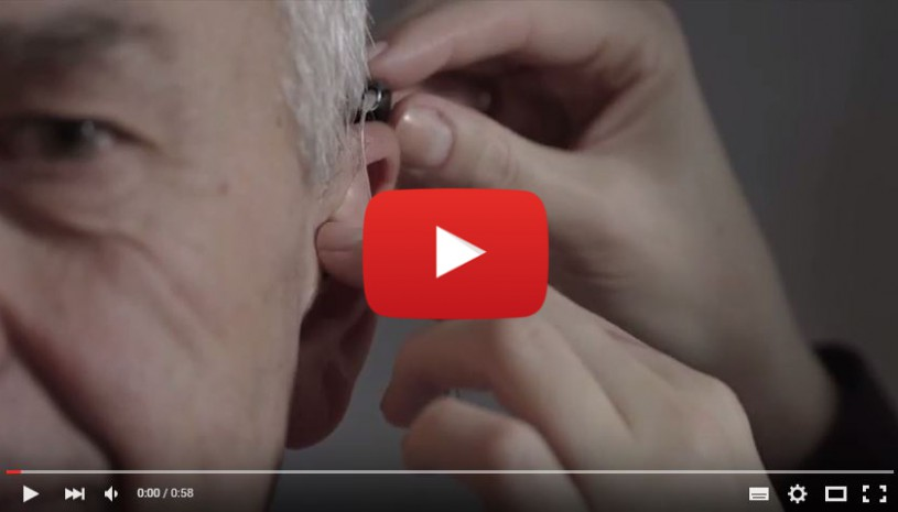 Vidéo sur la technologie Feedback Shield Oticon