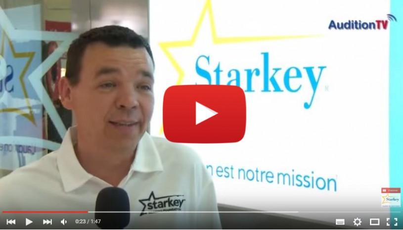 Vidéo de présentation de l'appareil auditif Halo de la marque Starkey