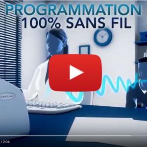 Vidéo sur l'appareil auditif Wi Series de la marque Starkey