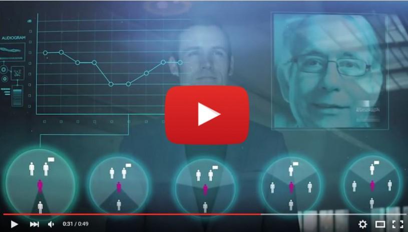 Vidéo de la technologie Free Focus Oticon