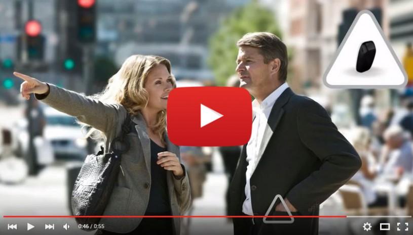Vidéo sur l'accessoire auditif Dex de Widex