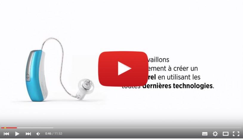 Vidéo Widex : une fabrication européenne