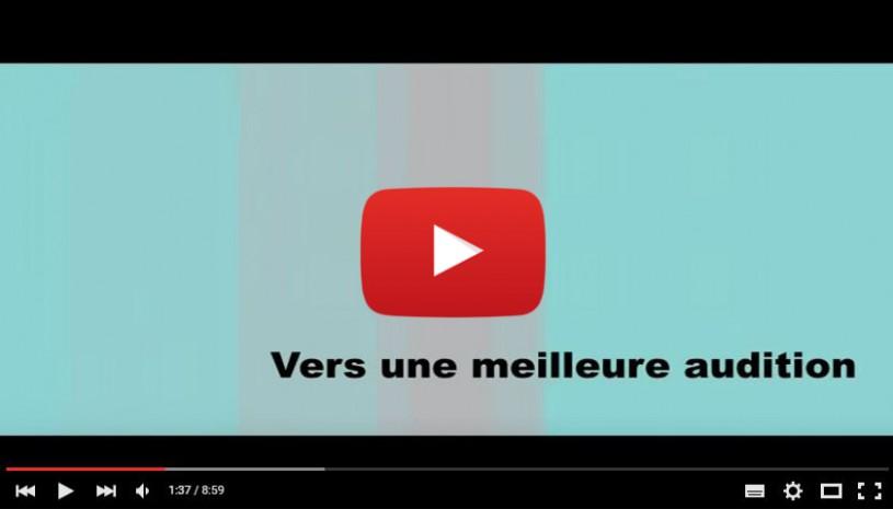 Vidéo Widex : vers une meilleure audition