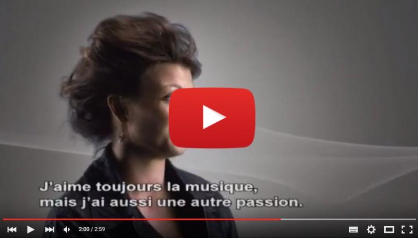 Vidéo témoignage Passion Pernille Widex