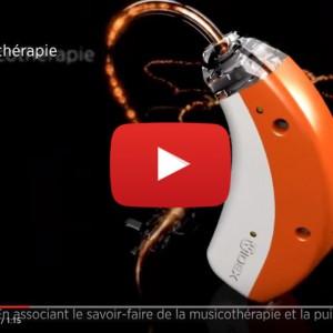 Vidéo sur la technologie auditive Zen Stéréo Widex