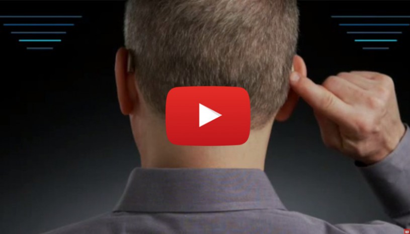 Vidéo sur l'ajustement du volume du contour d'oreille de Starkey