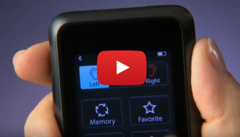 Vidéo d'explication de Starkey concernant l'ajustement des aides auditives