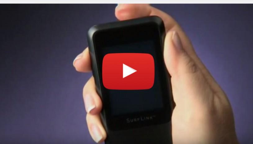 Vidéo sur l'appareil auditif Surflink Mobile de Starkey