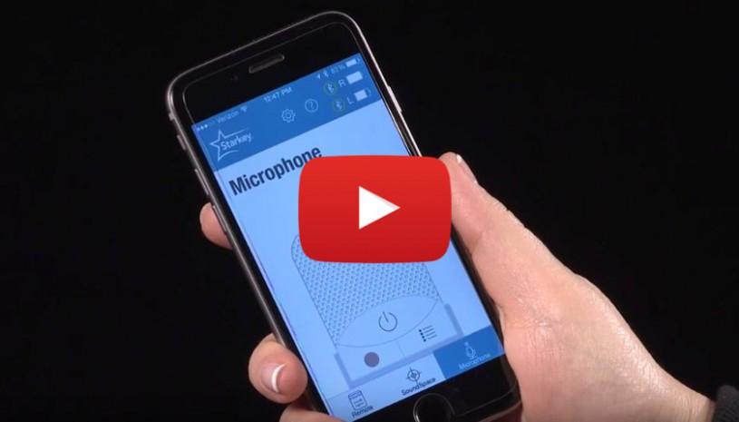Vidéo sur comment créer et supprimer un enregistrement avec l'application TruLink de Starkey