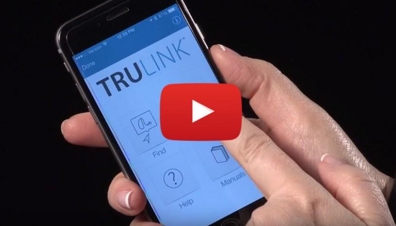 Vidéo sur comment enregistrer un programme avec l'application TruLink de Starkey