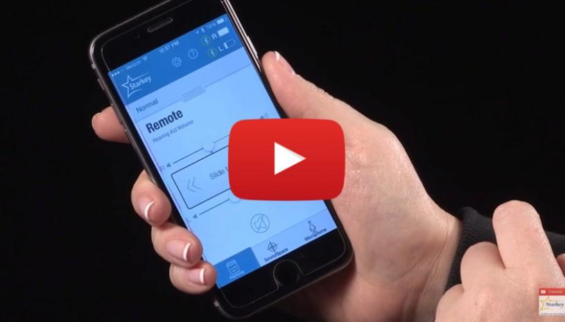Vidéo comment utiliser VoiceOver avec TruLink