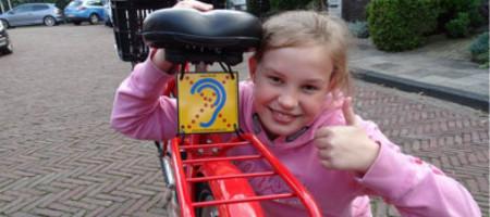 Symbole des sourds et malentendants pour la sécurité routière