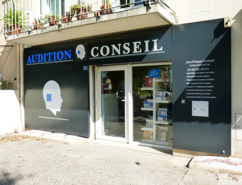 Audition Conseil Pont-Saint-Esprit