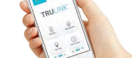 Découvrez Trulink, application pour aides auditives et iphone