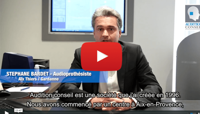 Audition Conseil Bardet