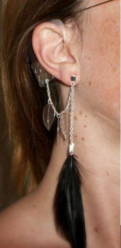 Bijoux pour audioprothèses