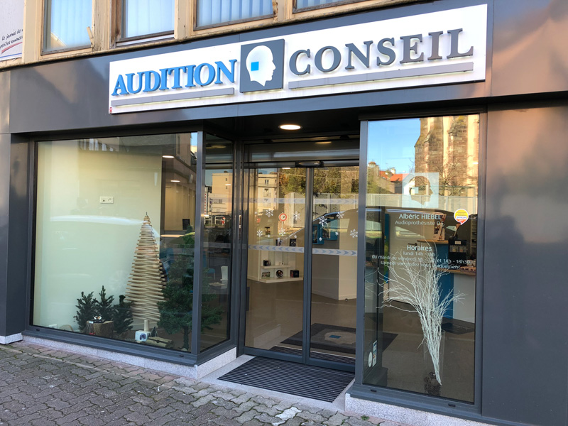 Audition Conseil Sarrebourg