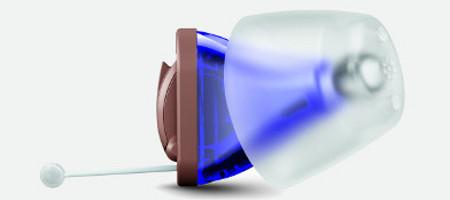 Retrouvez l'aide auditive inoX™ 6c chez votre audioprothésiste